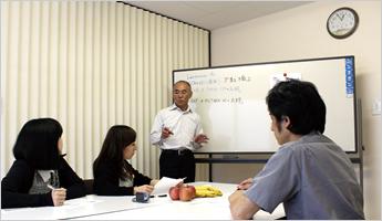 英会話教室の実施